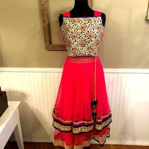 Bollywood Lehenga Choli Party Wear Designer Dress